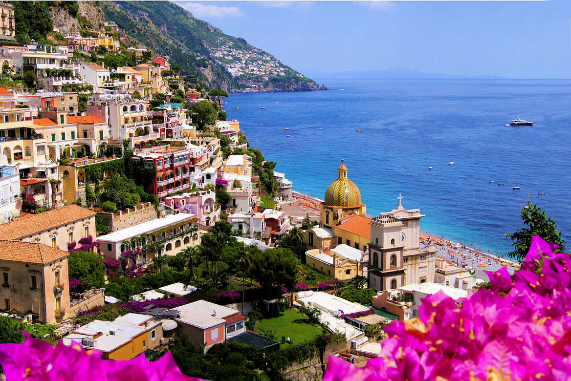 Landscapes & Limoncello in Amalfi