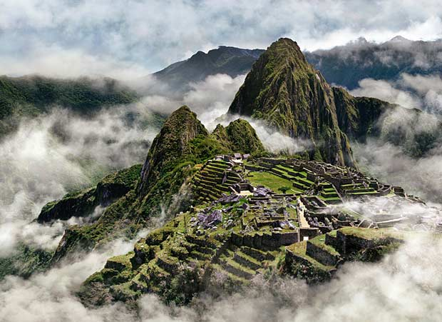 Machu Picchu on the Inca Trail, Peru