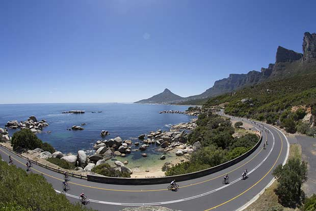 The Cape Argus Pick n Pay Cycle Tour, South Africa