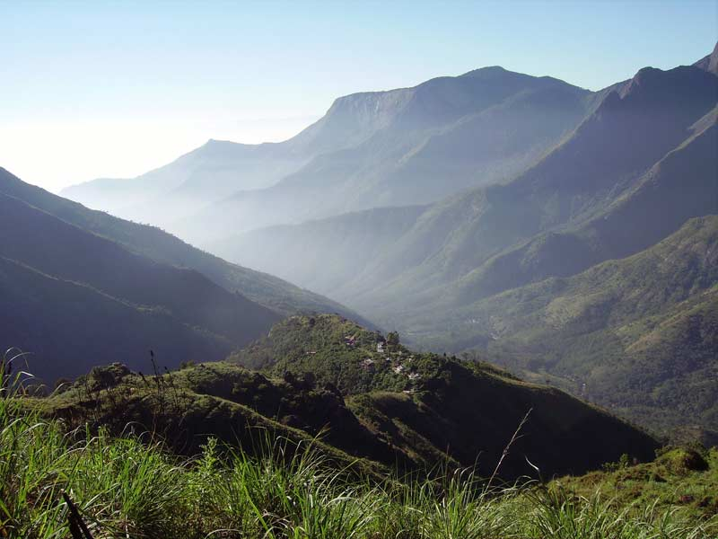 Silent Valley, Western Ghats