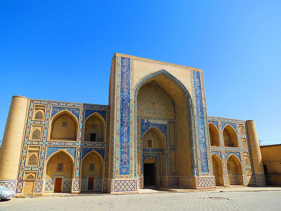 Bukhara by day