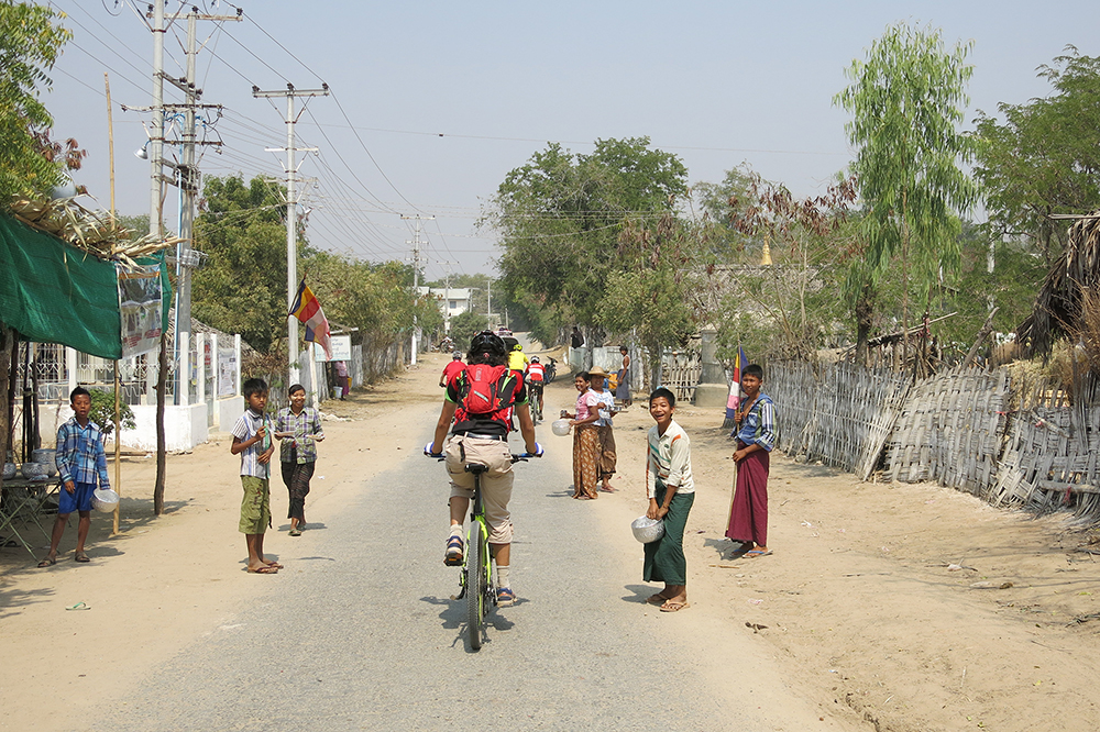Cycling Myanmar