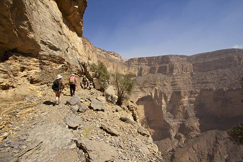 Grand Canyon 'Balcony Walk'