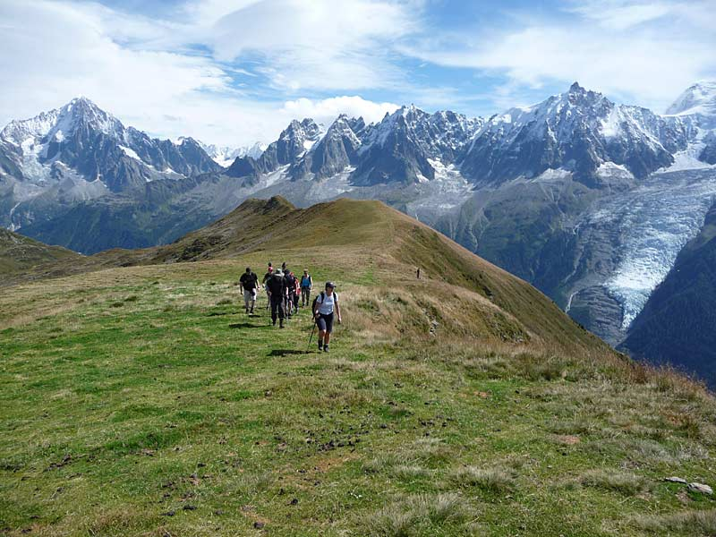Walking Tour du Mont Blanc