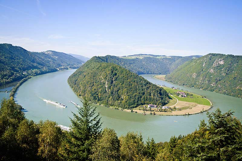 Danube Loop, Wachau Valley