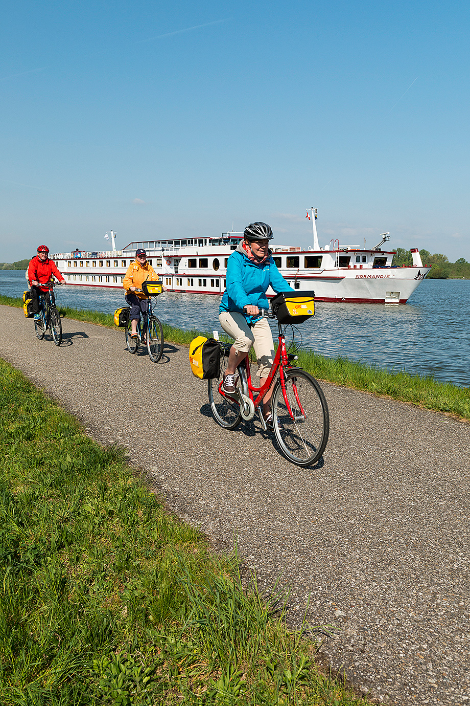 Bike & Boat self-guided cycling on the Danube