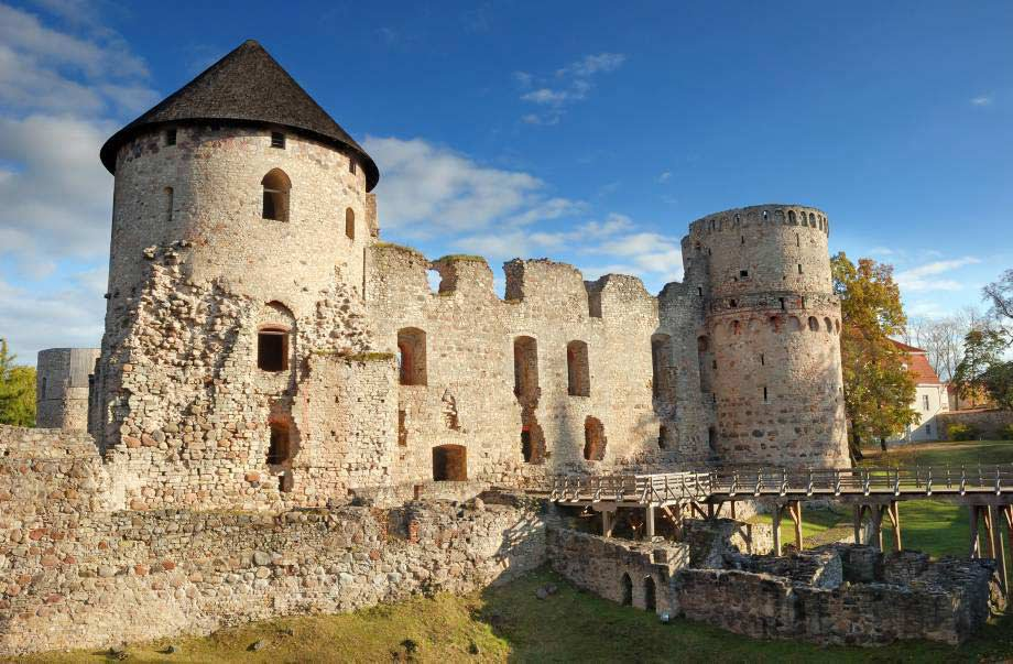 Cesis Castle, Latvia