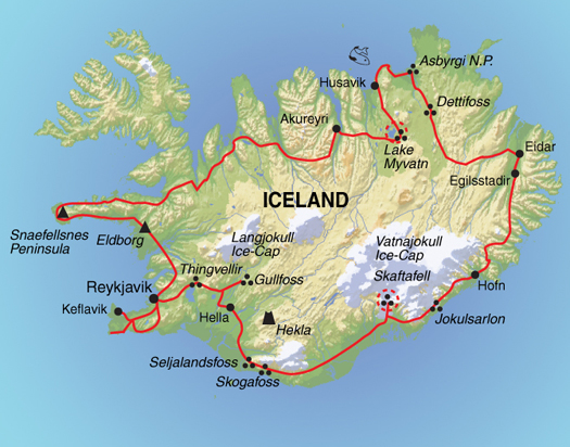 venice 1 week itinerary in iceland - photo#19
