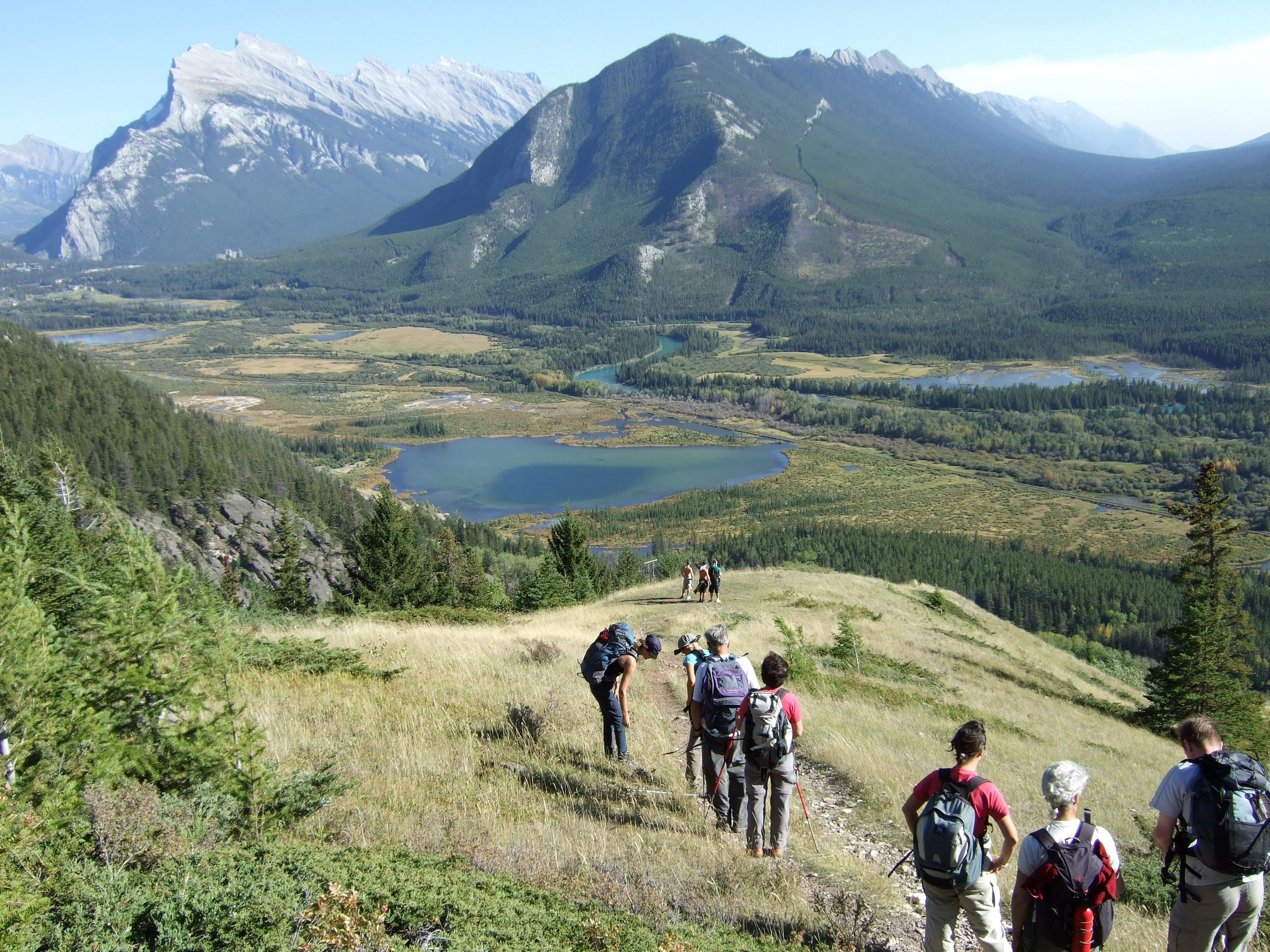 Canadian Rockies Wilderness Walks