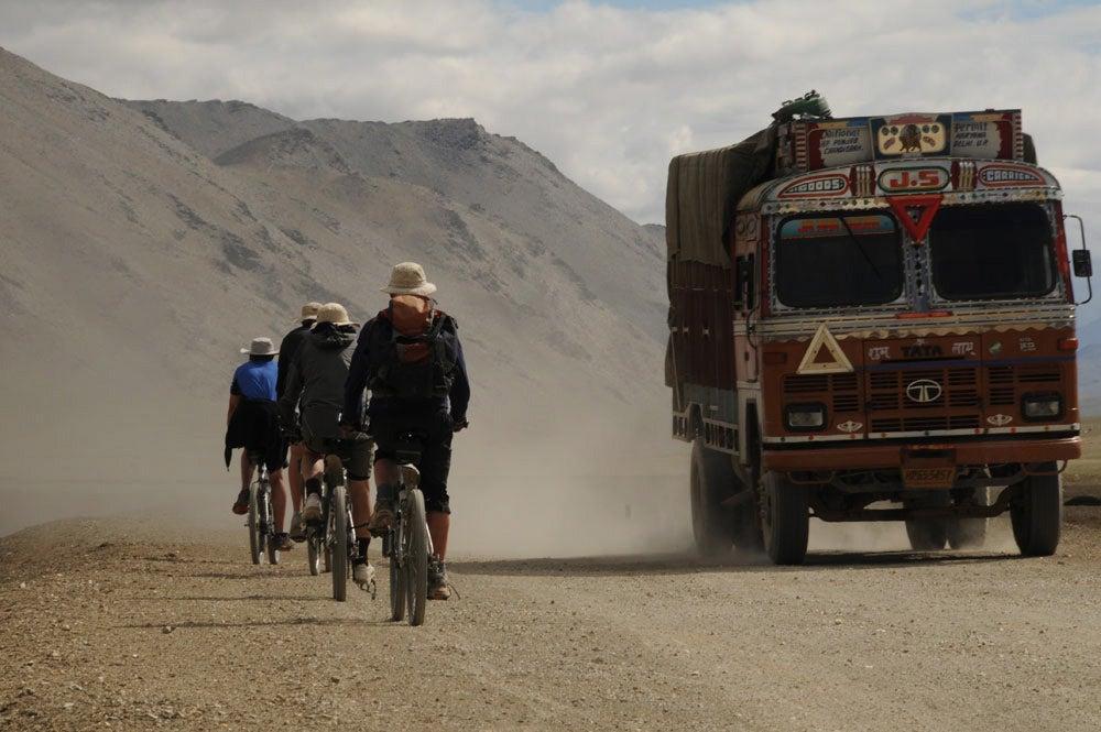 Manali to Leh Ride