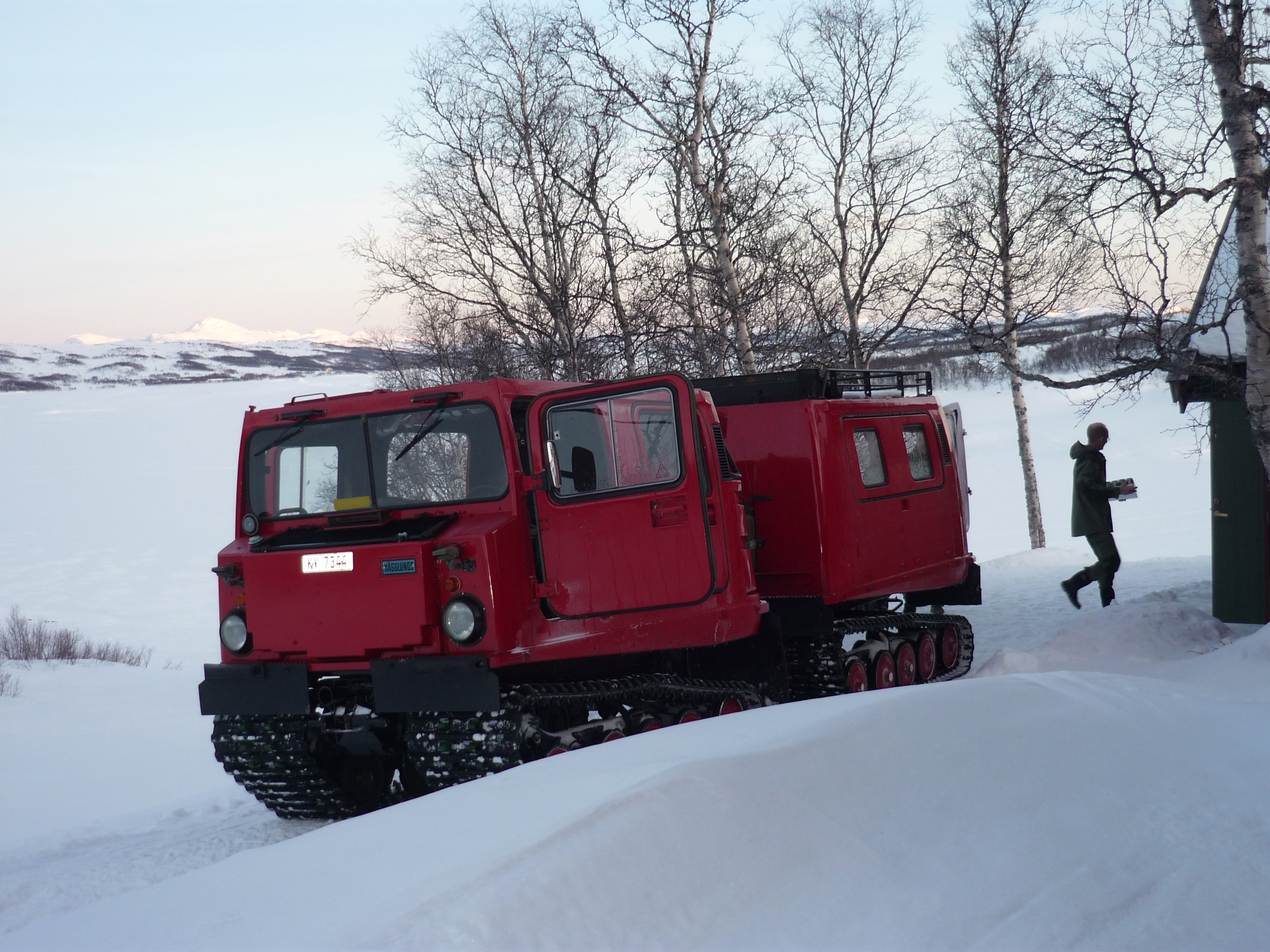 Cross-country Skiing: Mosstrond