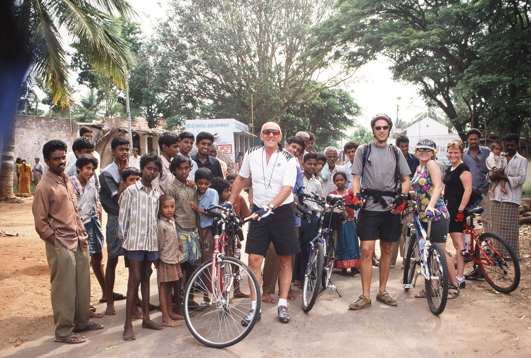 Cycling Through Rajasthan