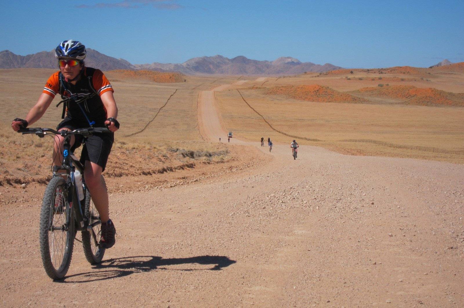 Cycle Namibia