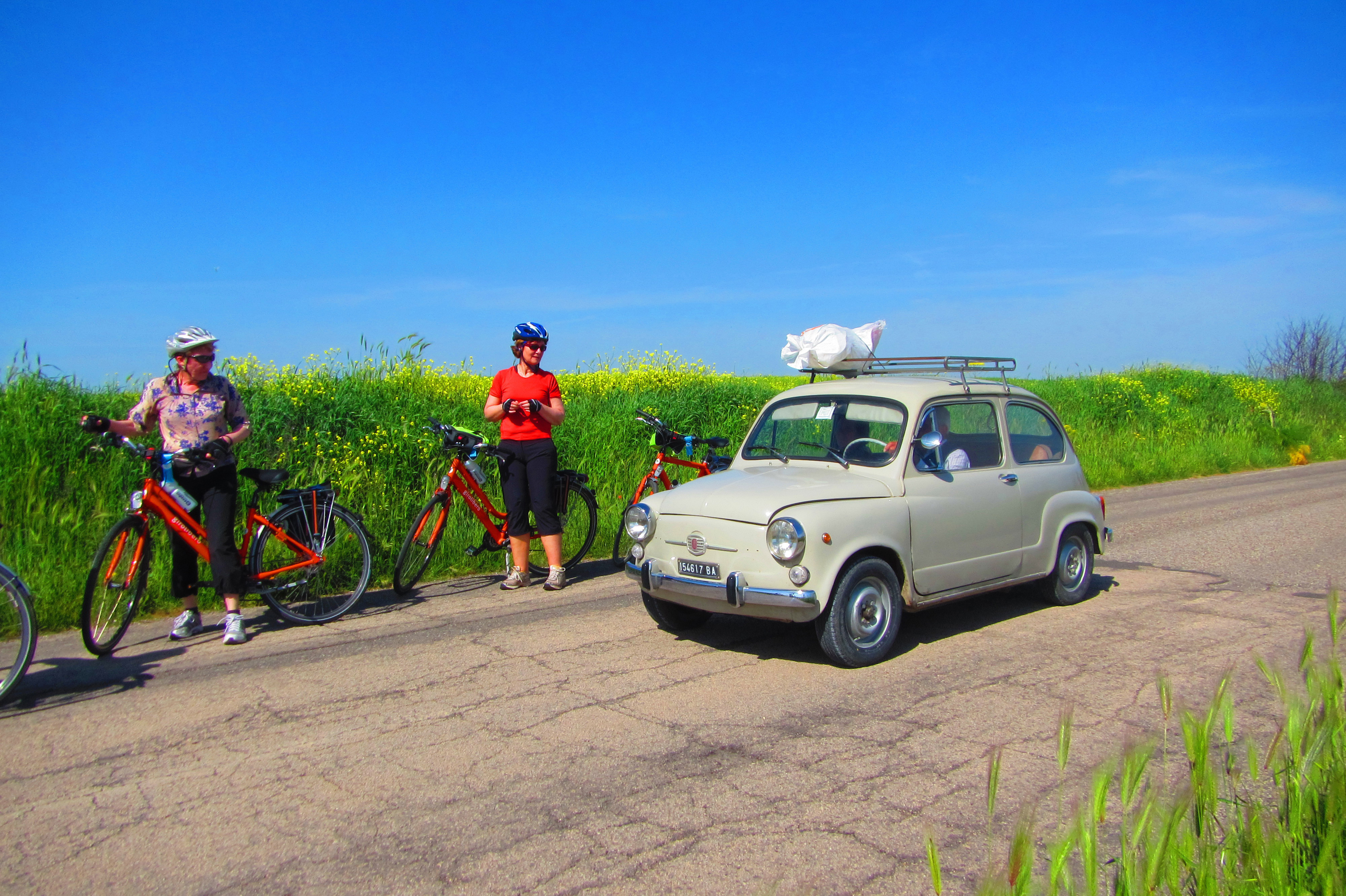 Puglia: Cycle the Heel of Italy