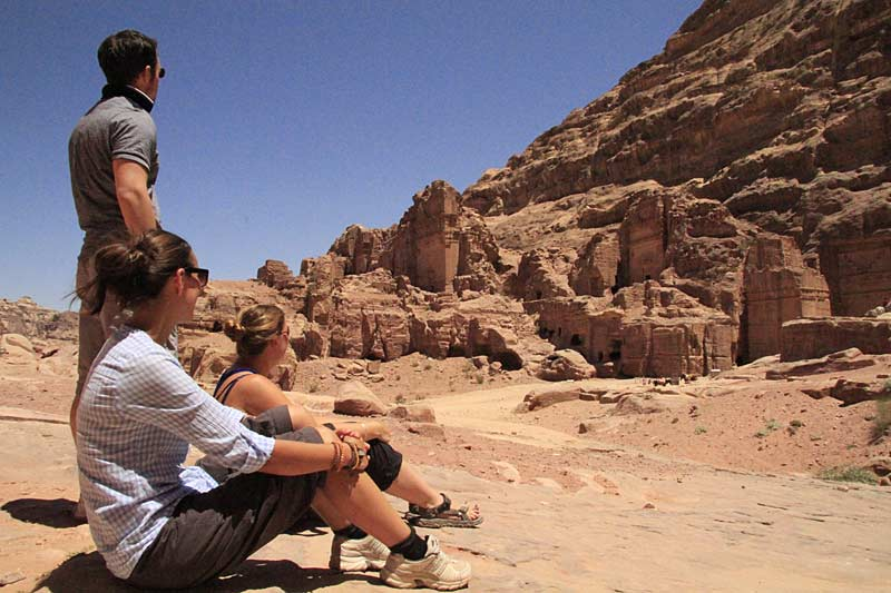 Tailor Made: A Week in Jordan