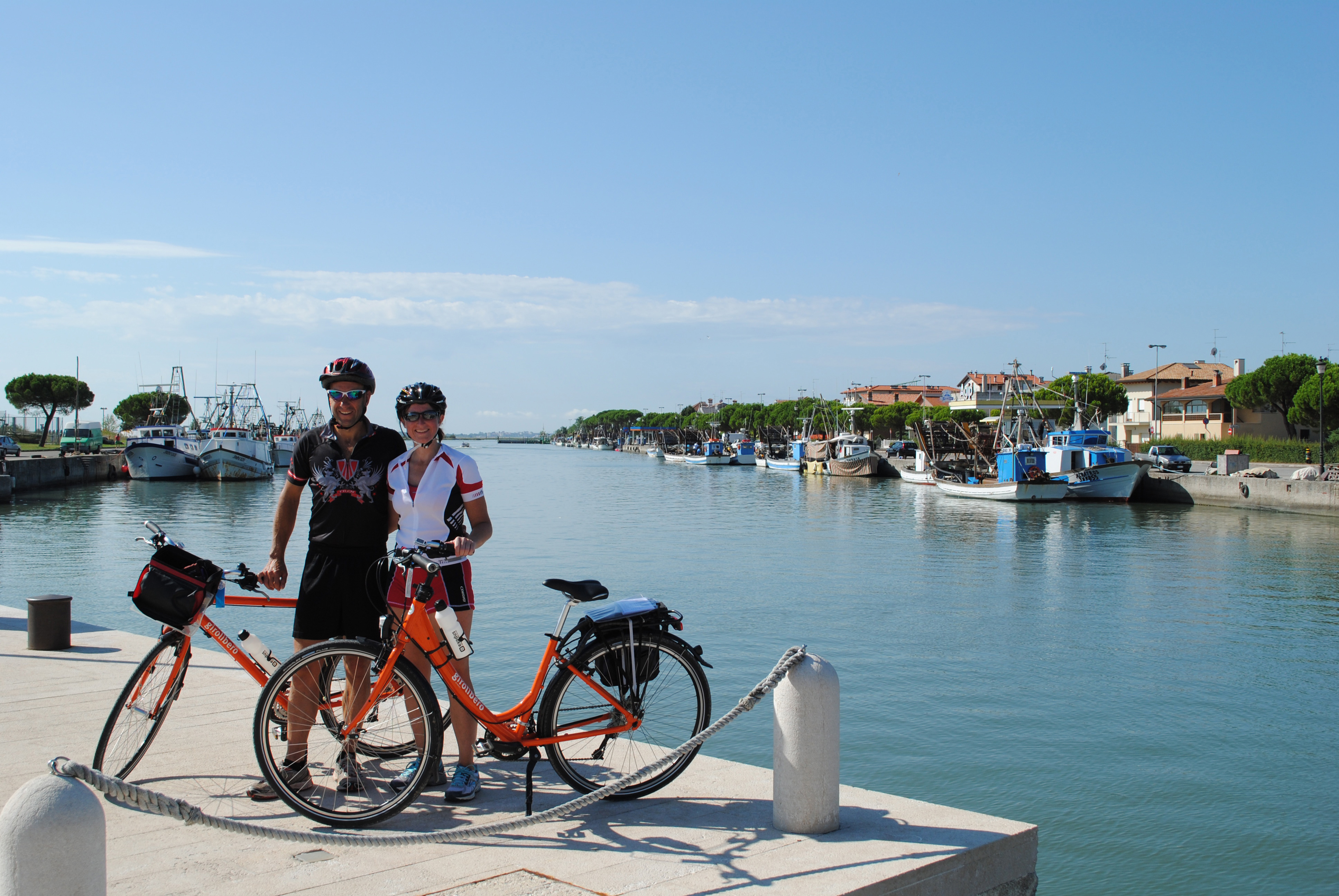 Cycle the Adriatic: Venice to Porec