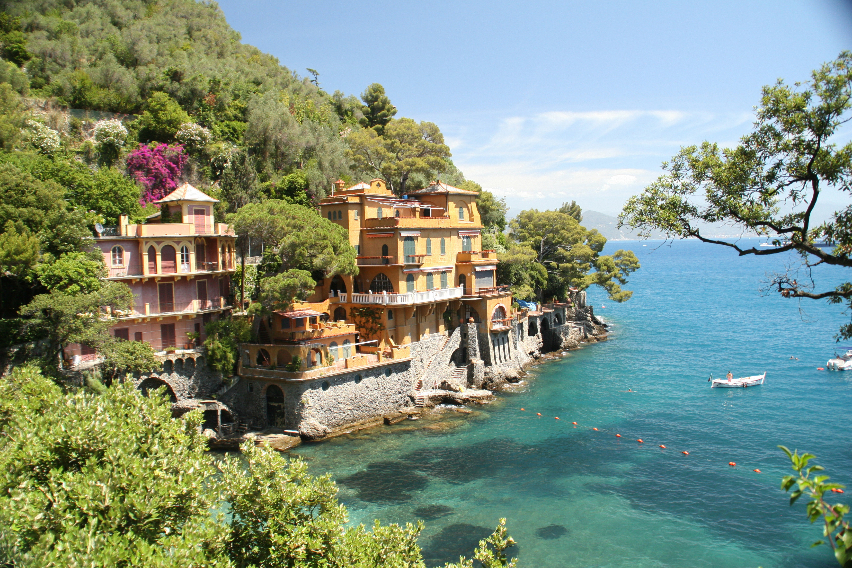 Walks of the Cinque Terre and Portofino