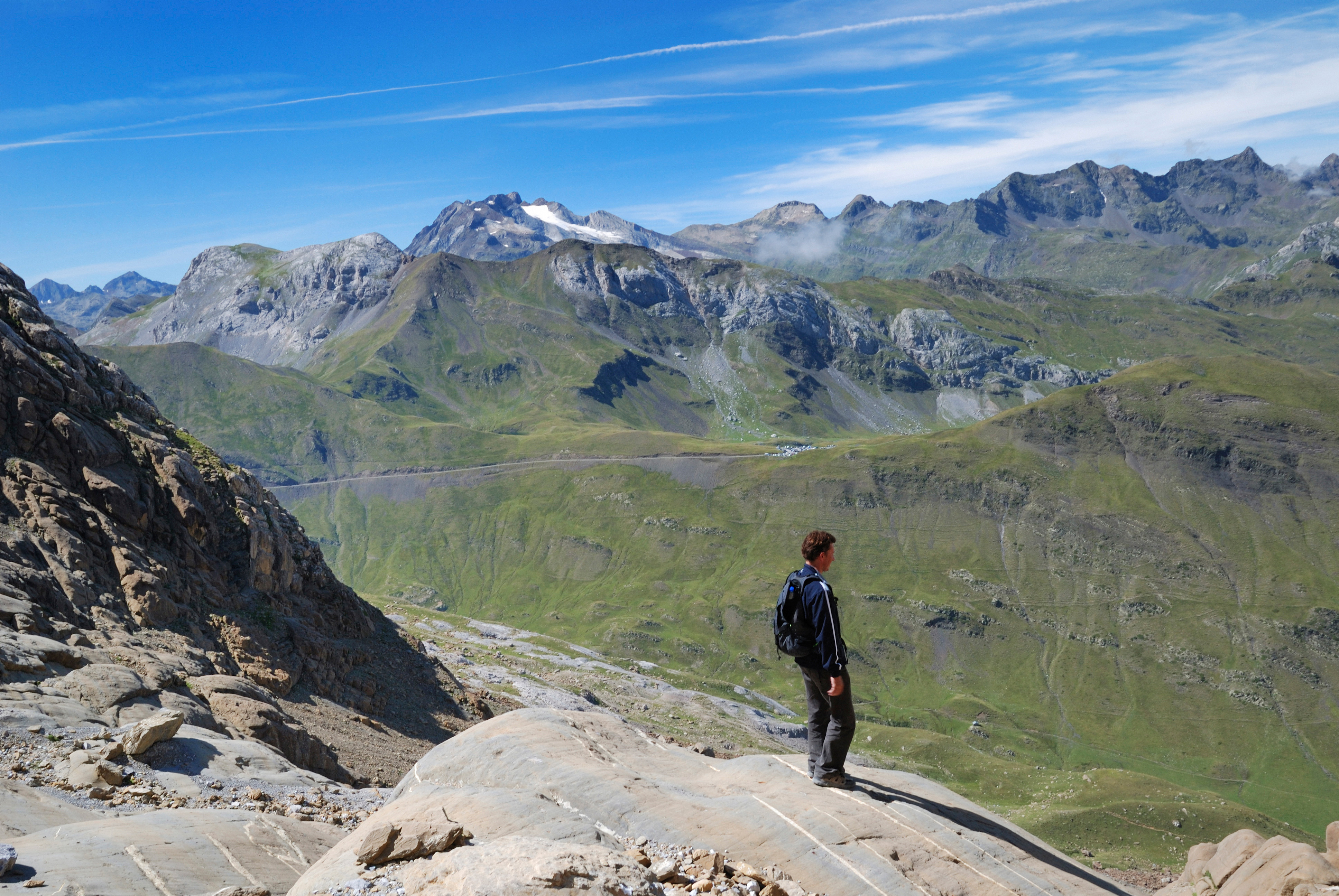 Walking in the French Pyrenees