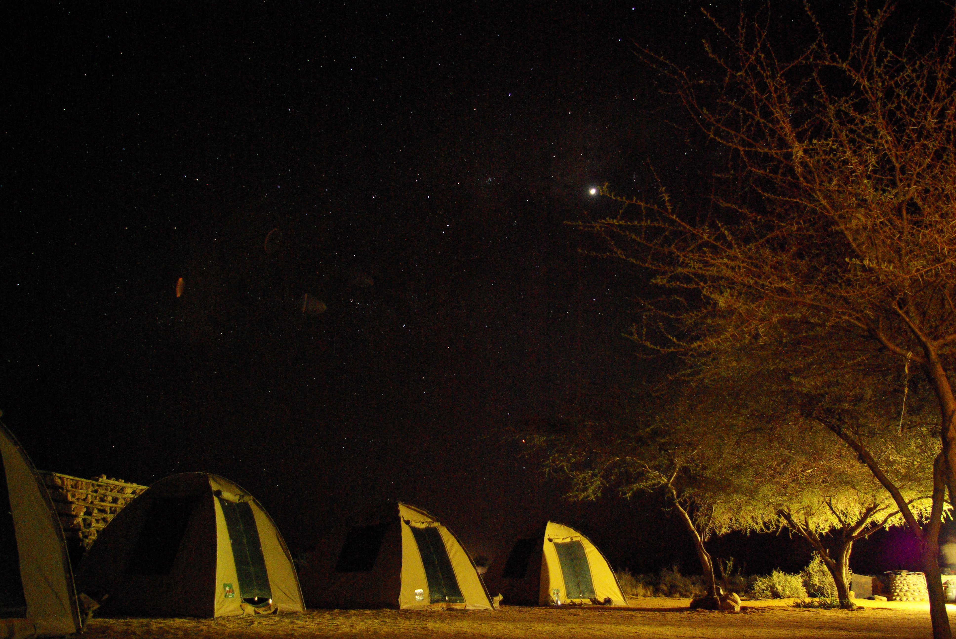 Discover Namibia - Camping