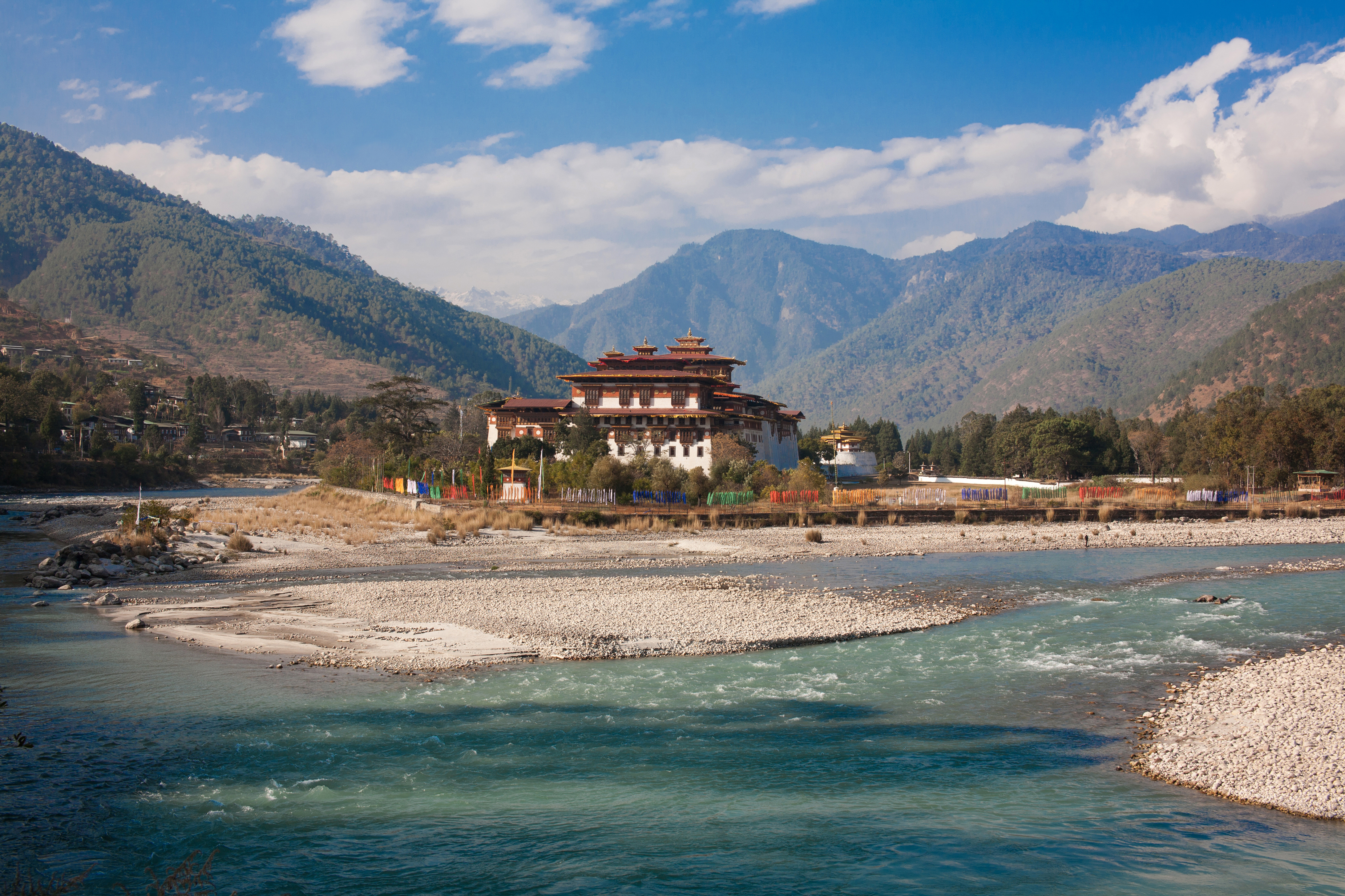 The Bumthang Valley