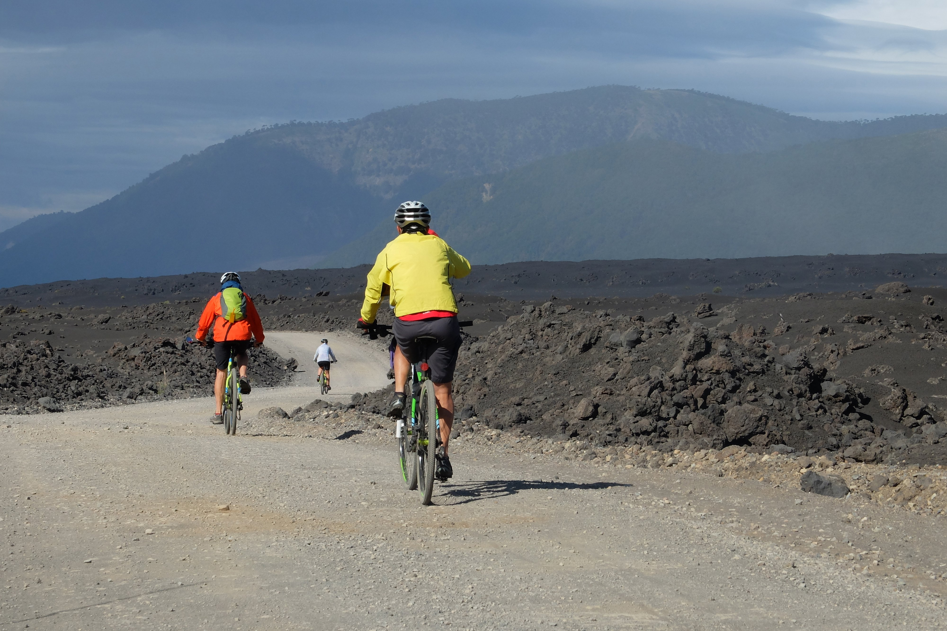 Cycling the Lake District of Chile & Argentina
