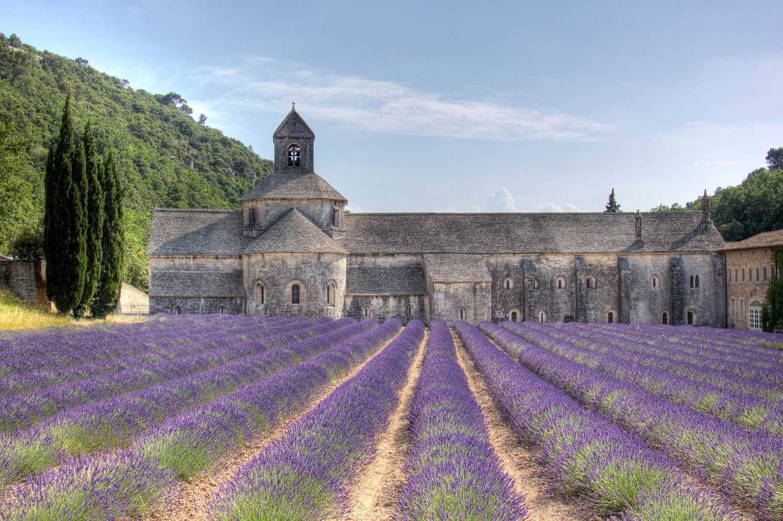 Landscapes of the Luberon Cycling