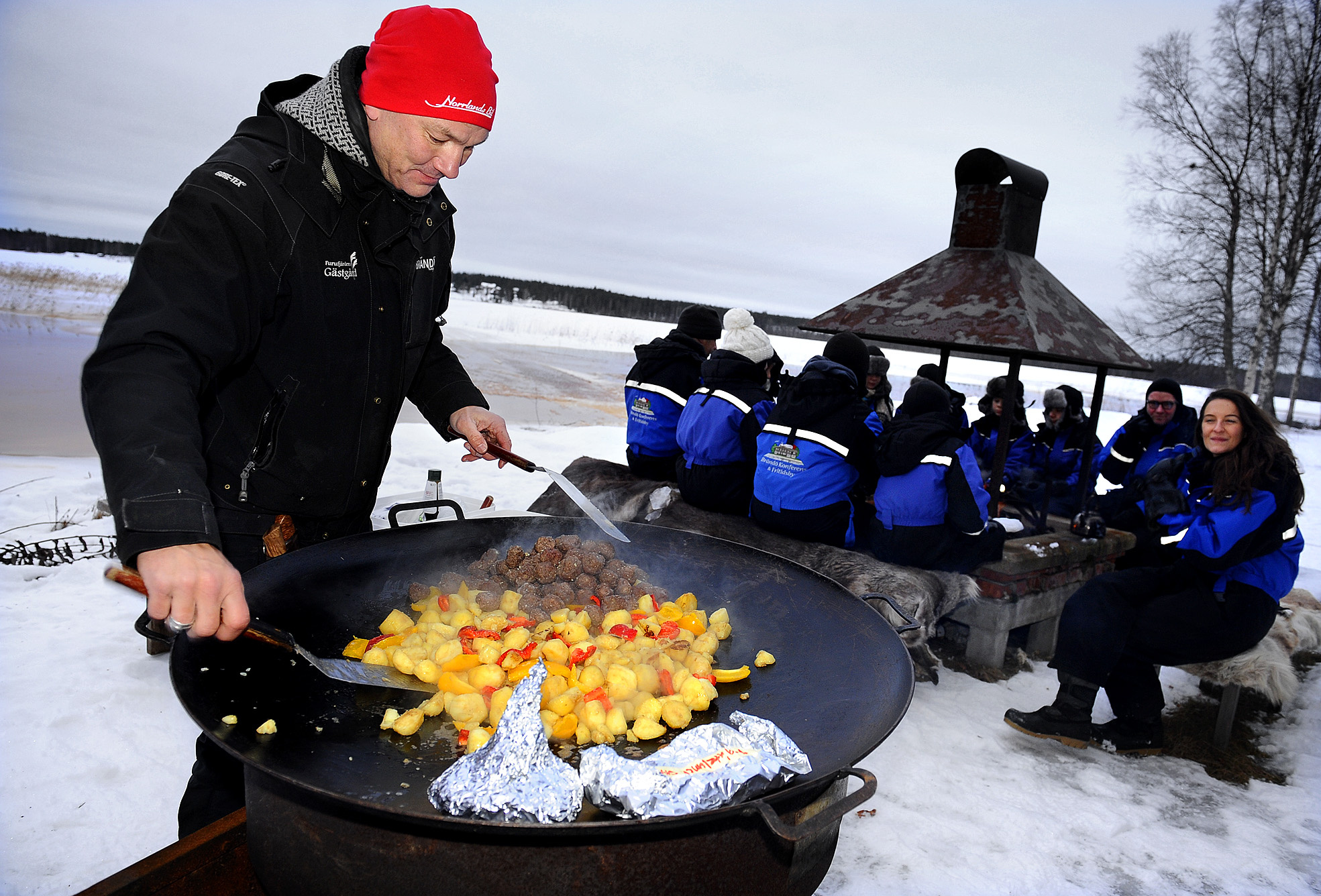 Swedish Lapland Activity Week