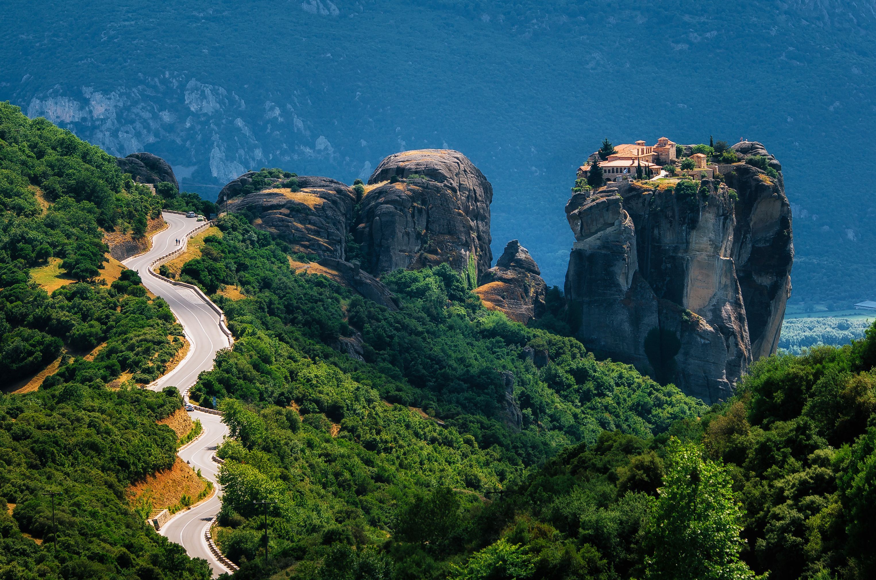 Greece: Zagori & Meteora
