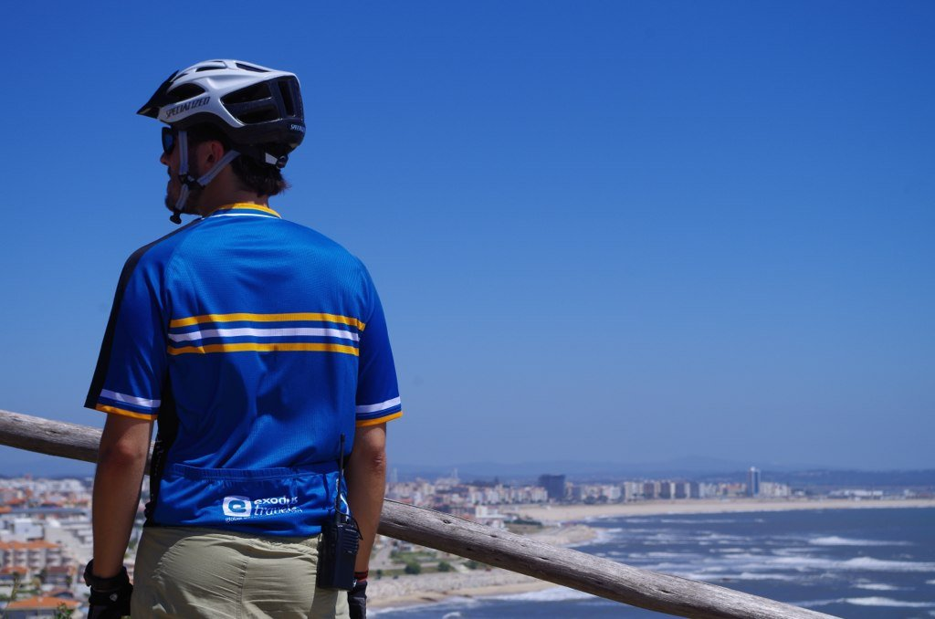 Porto to Lisbon Atlantic Ride