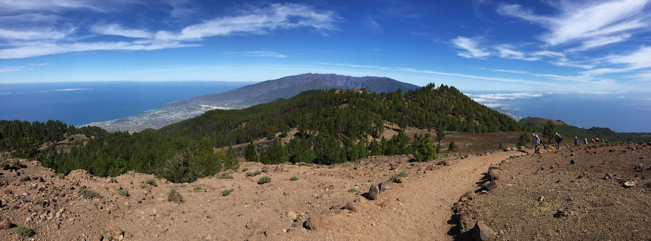 Walking the Island of La Palma