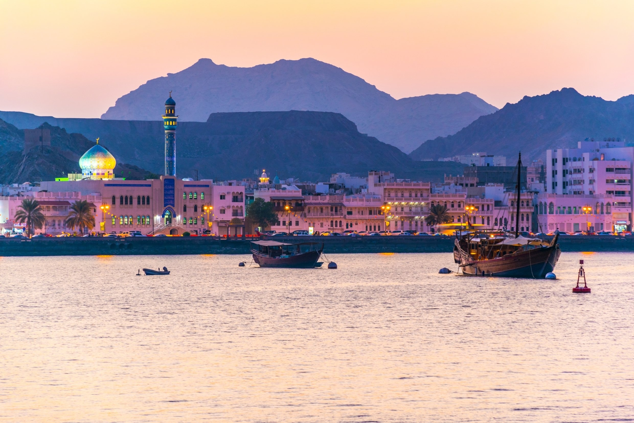 A Week in Oman