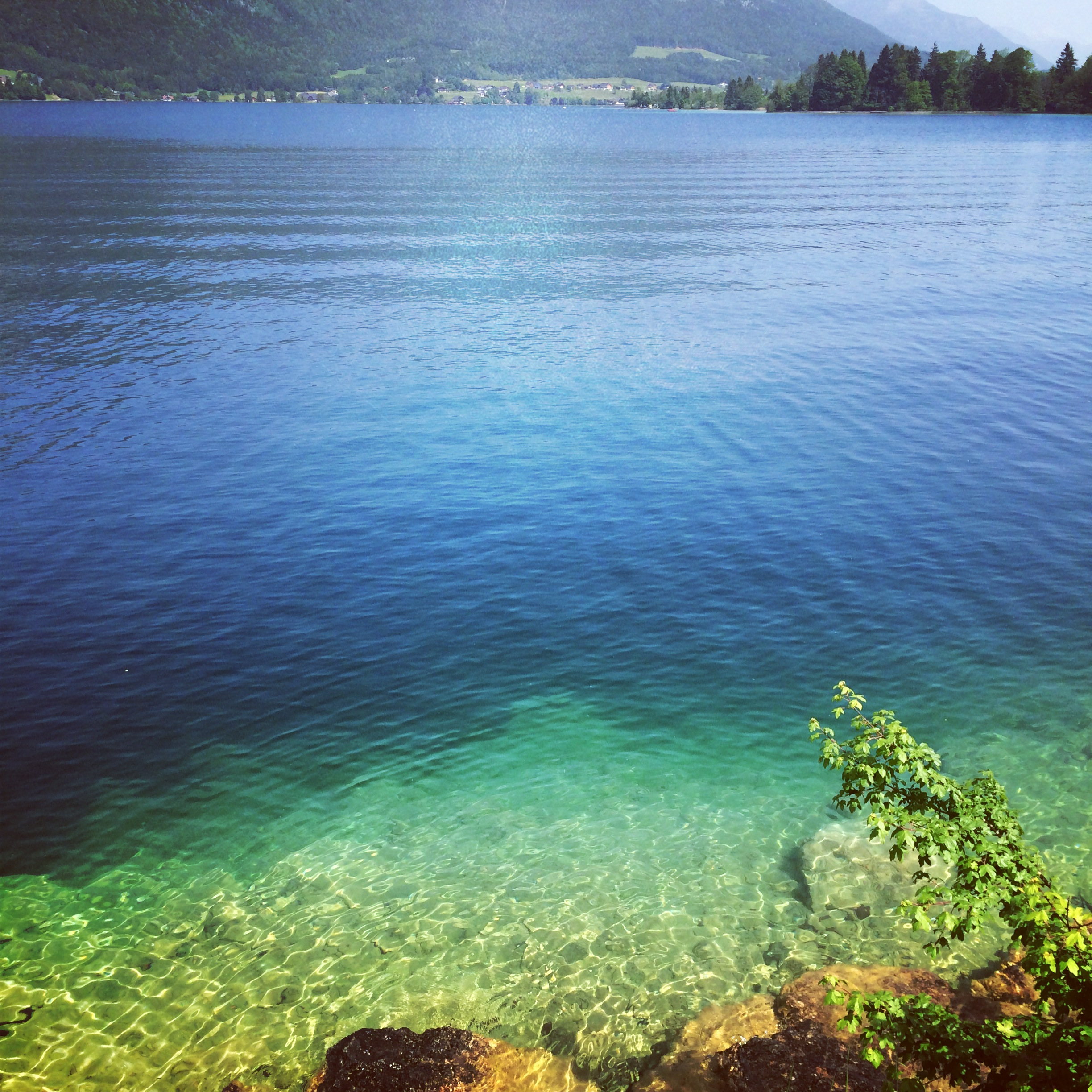 Austrian Lakes Self-Guided Activities