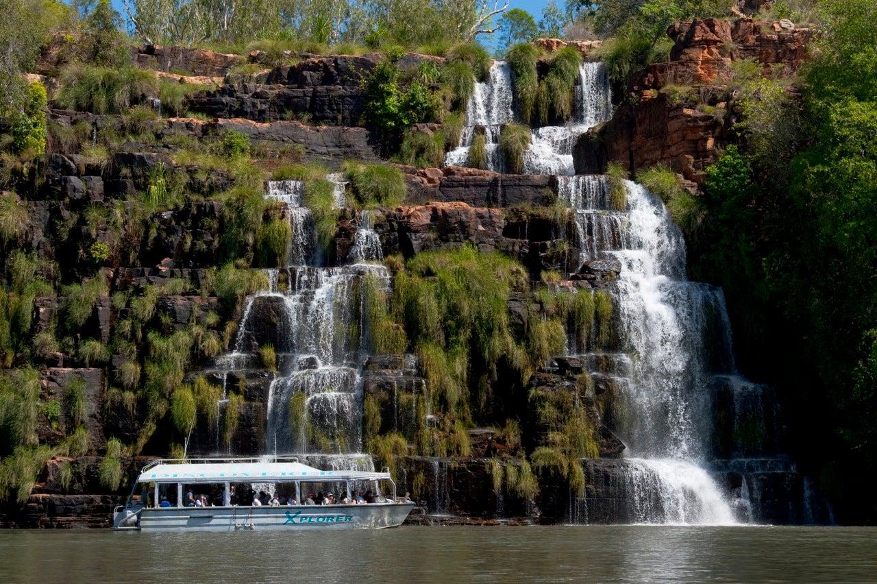 The Kimberley: Darwin to Broome Cruise