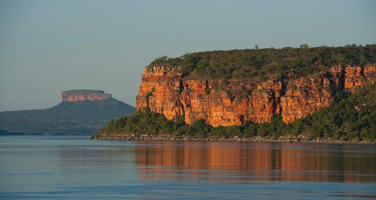 The Kimberley: Broome to Darwin Cruise
