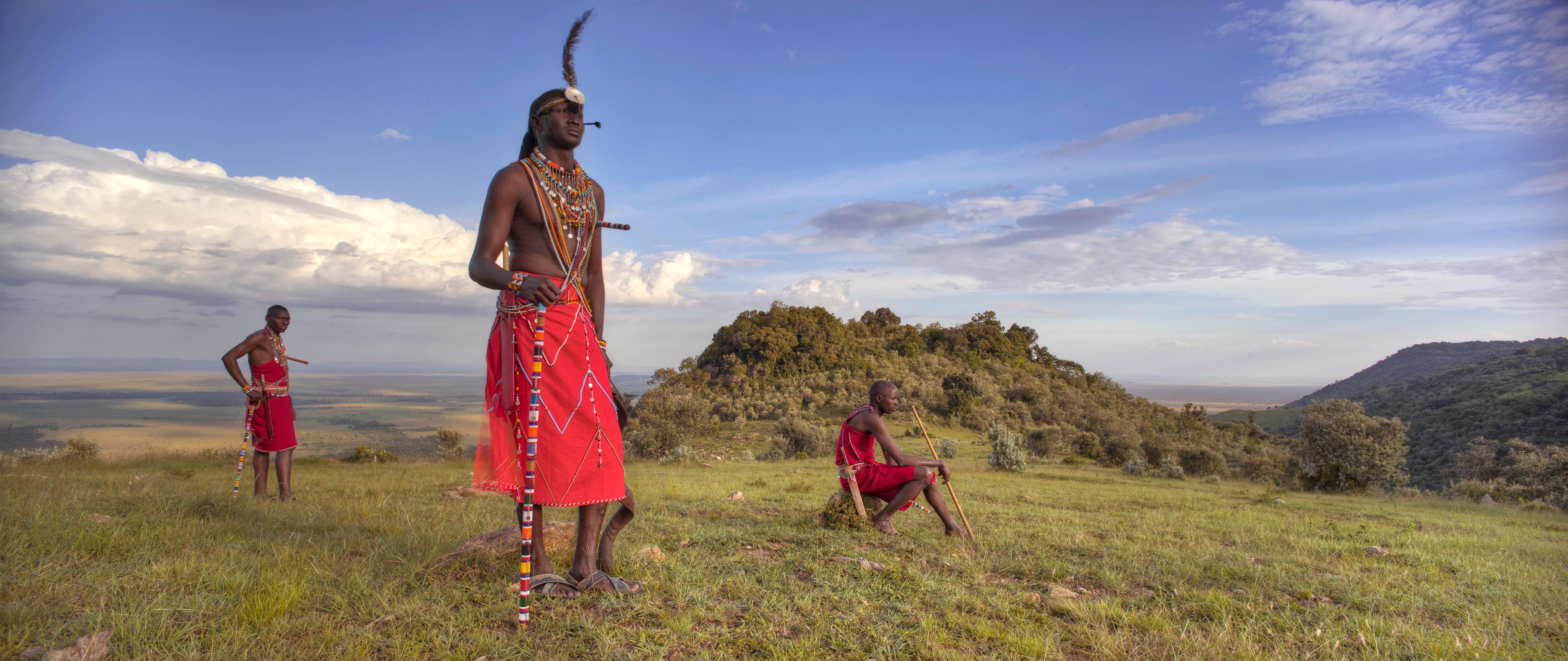Tanzania Serengeti with the Great Migration
