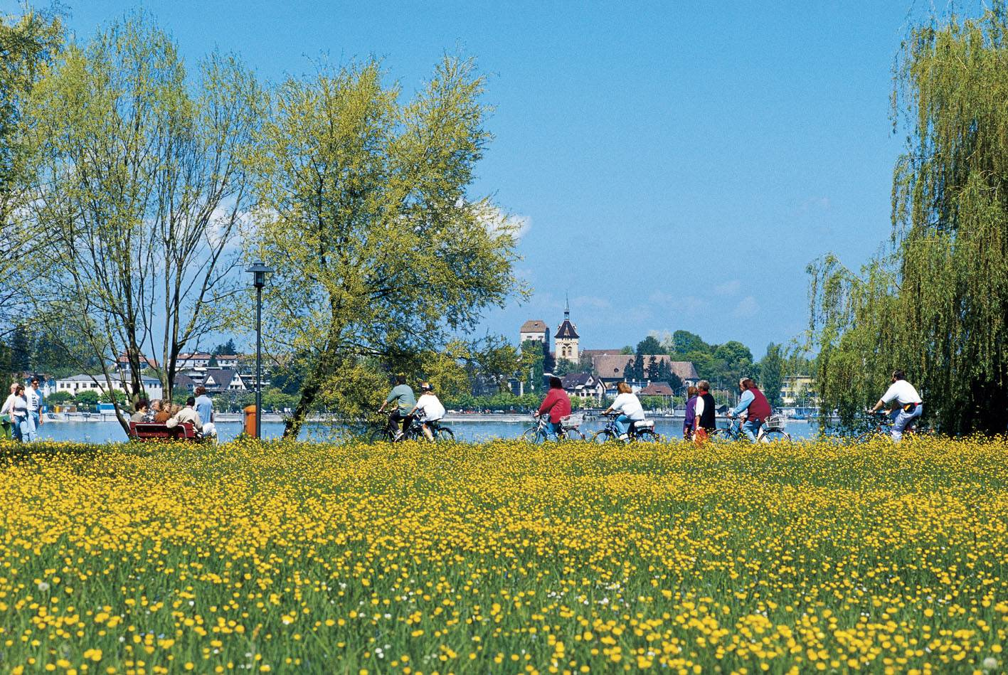 Headwater - Highlights Of Lake Constance By Bike, Self-guided