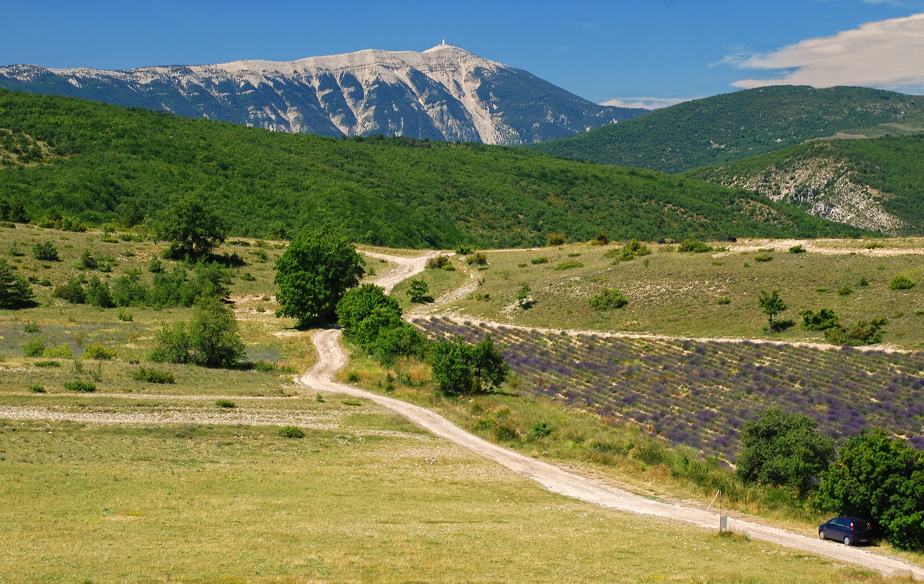 Headwater - Cotes Du Ventoux Self-guided Cycling