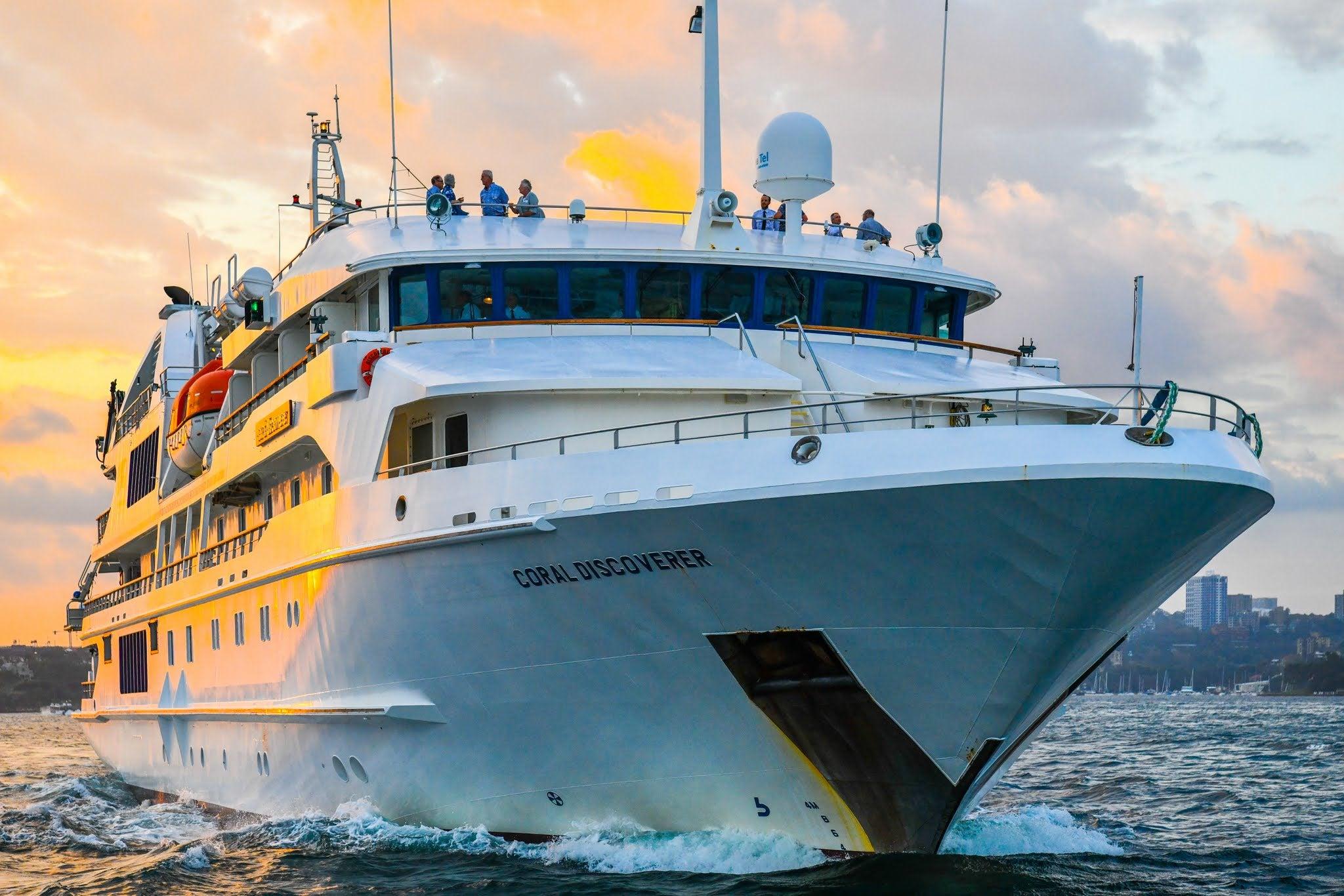 Coastal Wilds Of Tasmania Cruise