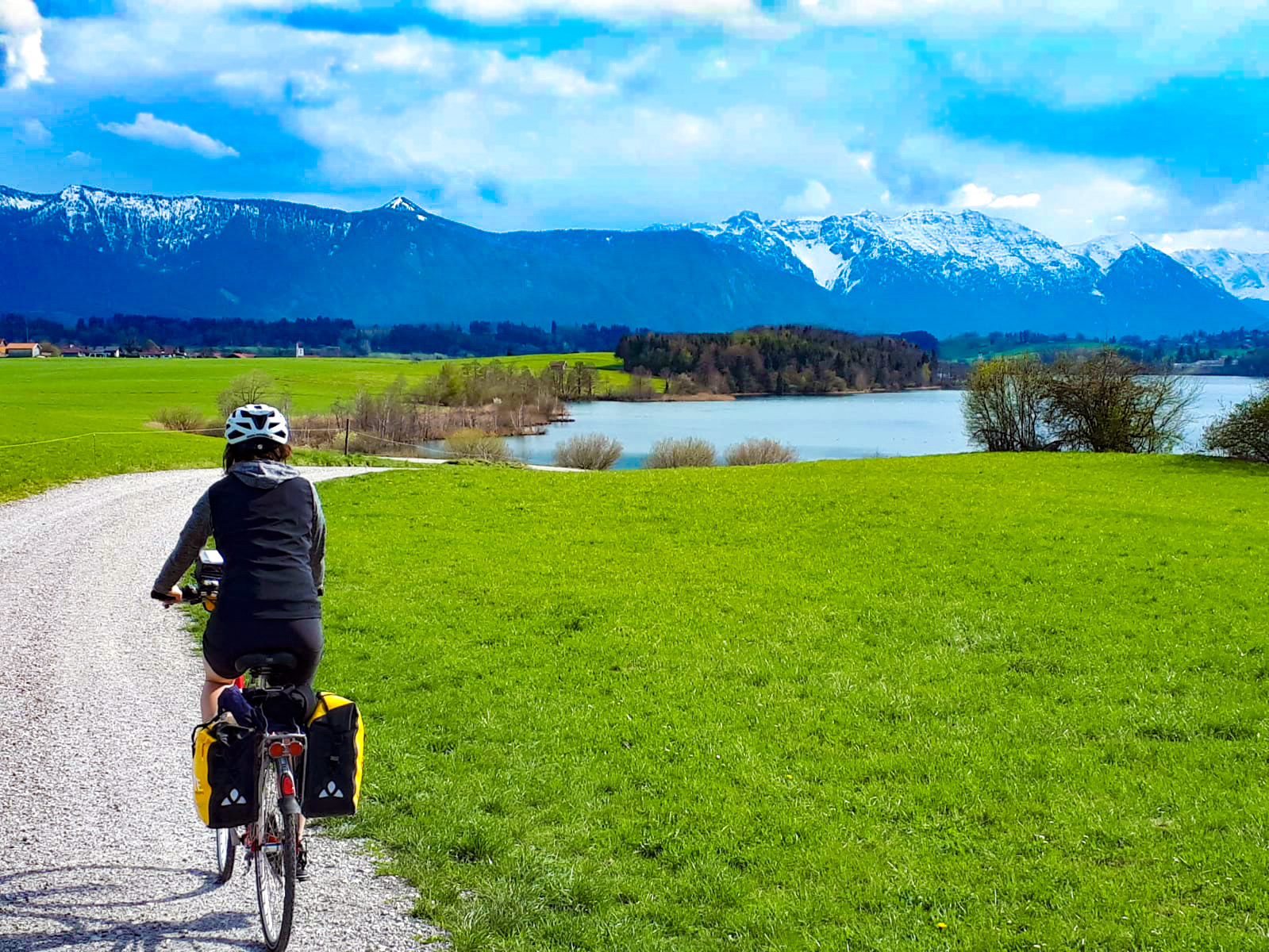 Lakes & Mountains of Bavaria Cycling