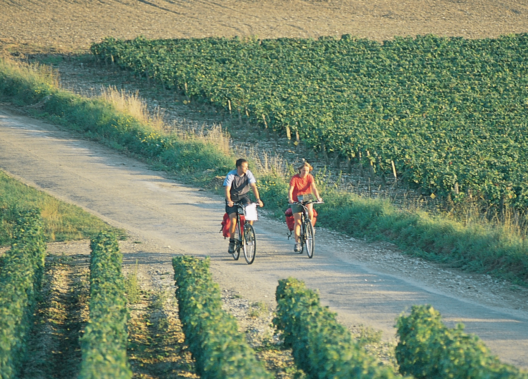 Headwater - Classic Burgundy Self-guided Cycling