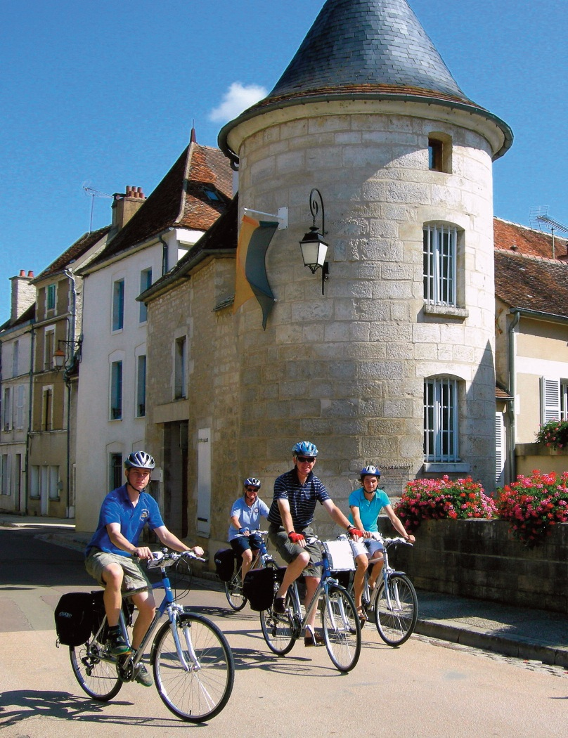 Headwater - Chablis Vineyards Self-guided Cycling