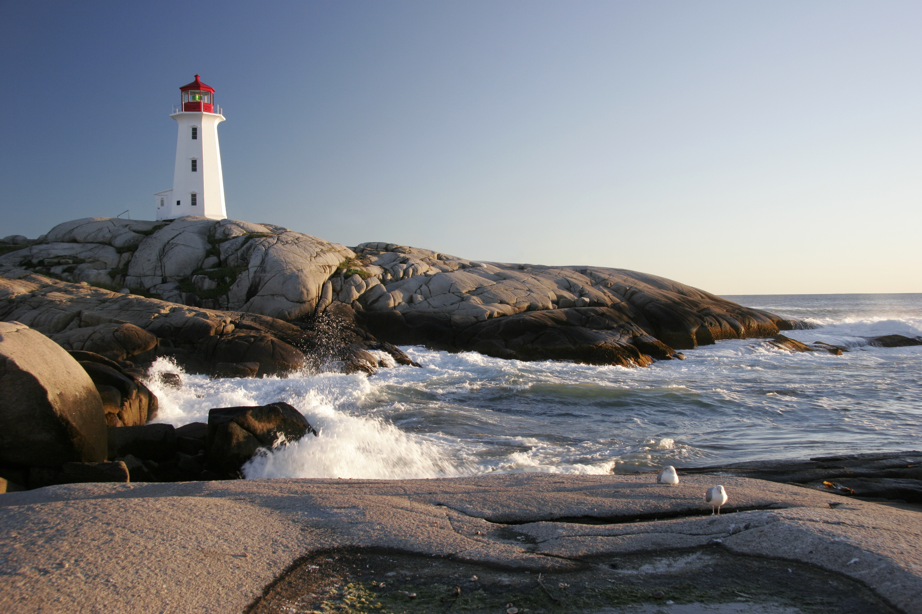 Walking the Canadian Maritimes