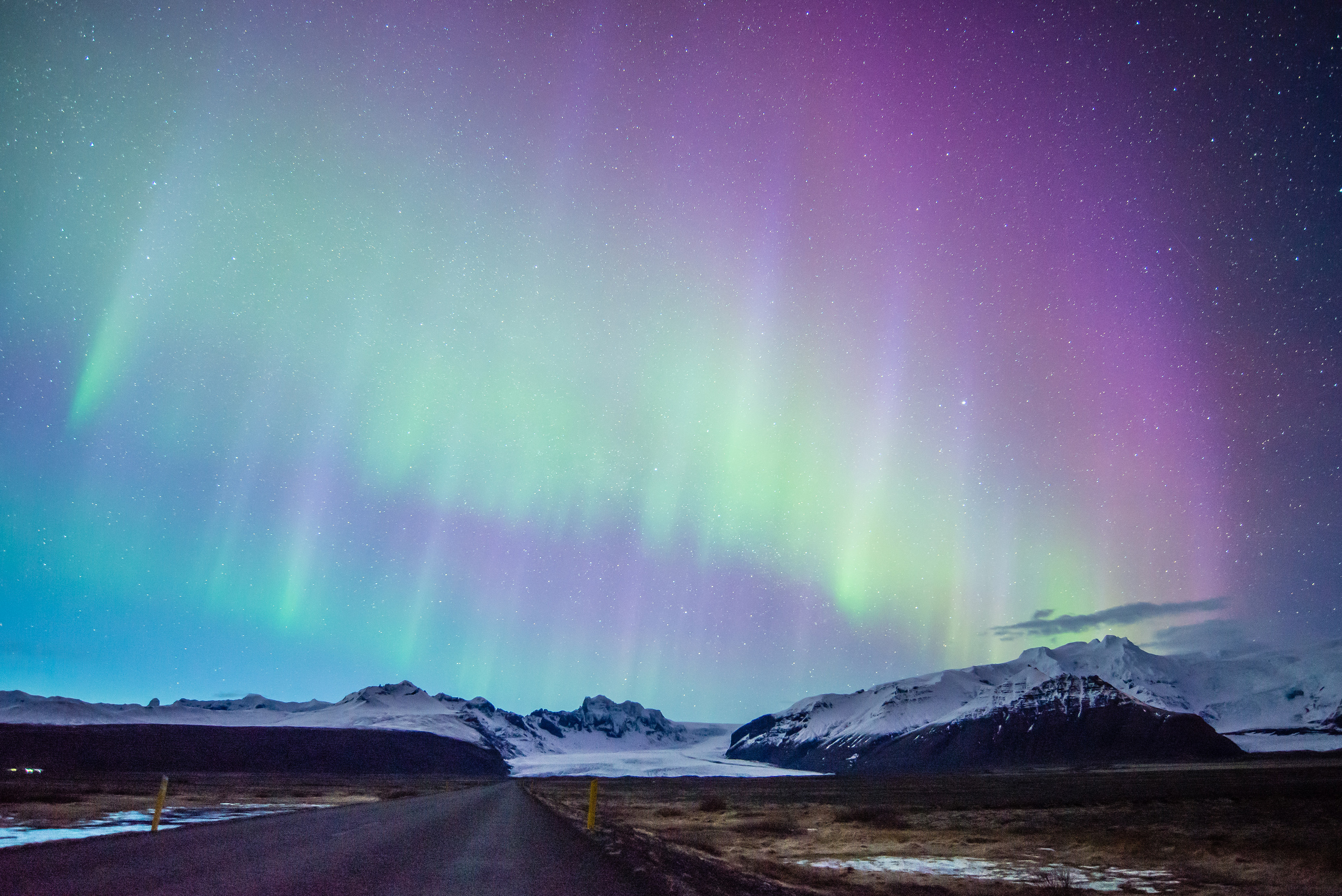 Edits: Aurora & Adventure in Iceland