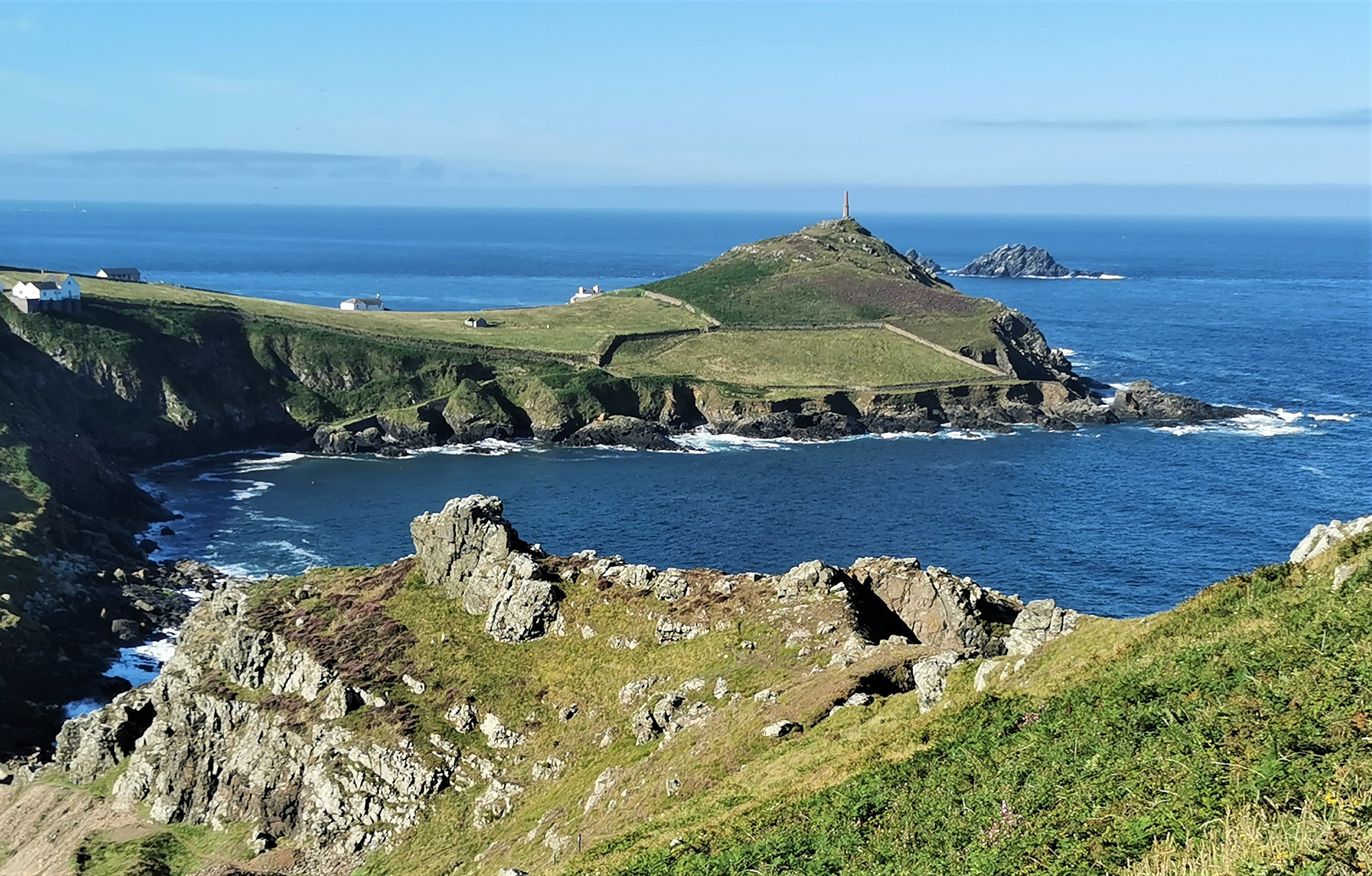 Walking The Western Tip of Cornwall - Twin Centre