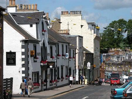 Walk St Cuthbert's Way