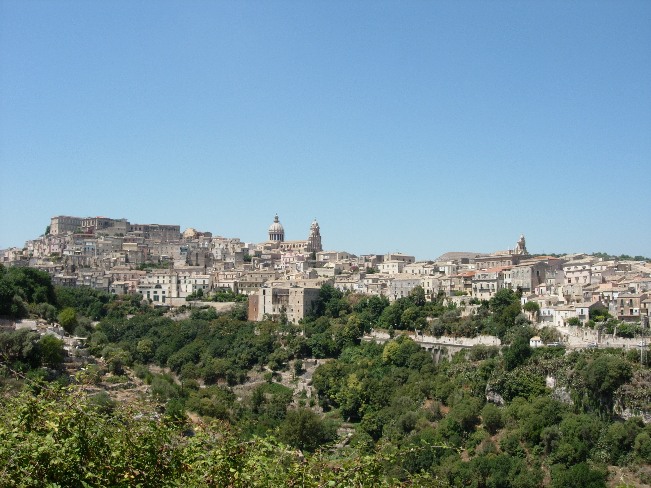 Self-Guided Cycling through Baroque Sicily