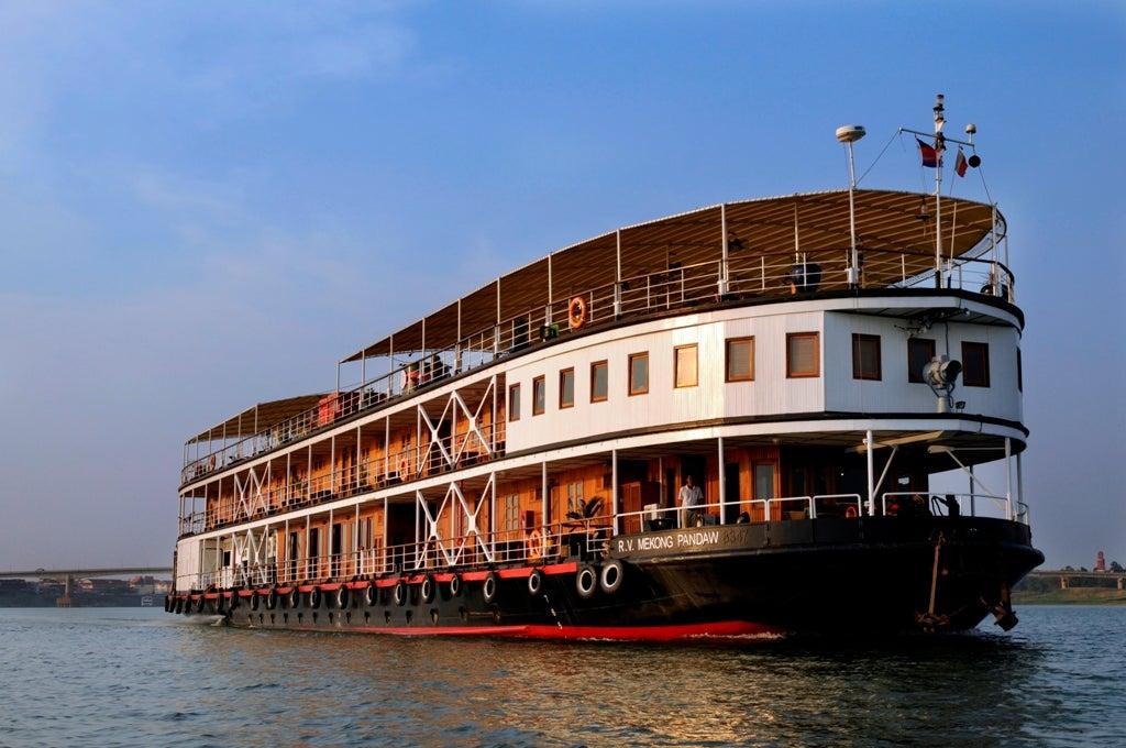 Phnom Penh to Saigon River Cruise Extension