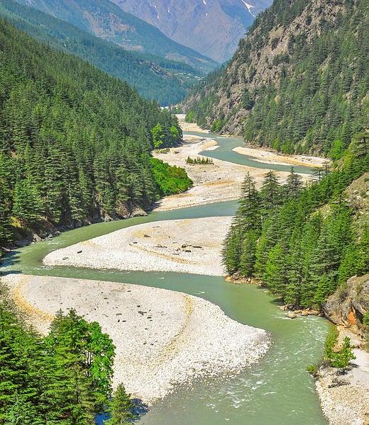 Source of the Sacred Ganges Trek