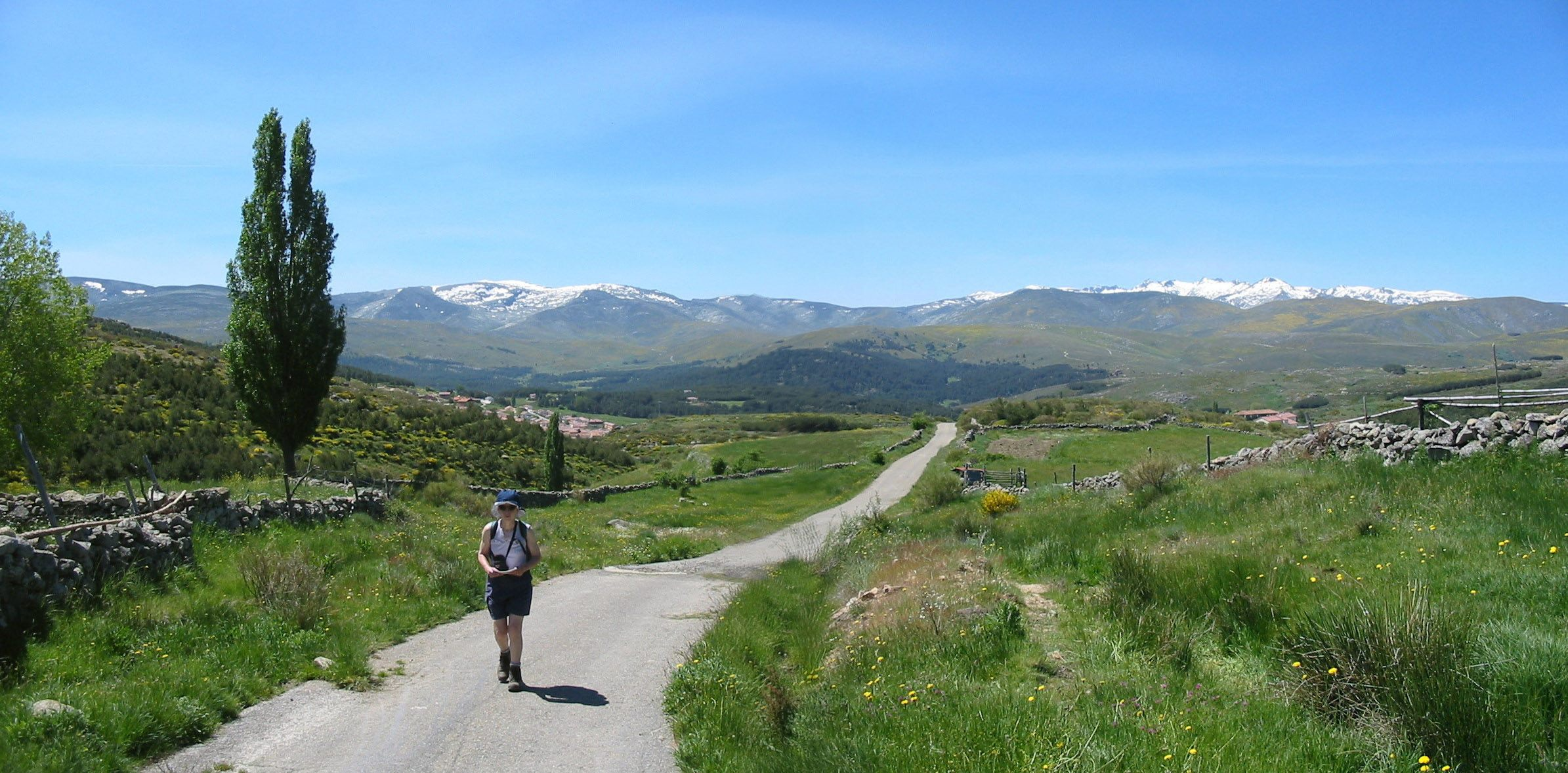 Self-Guided Walking in the Sierra de Gredos