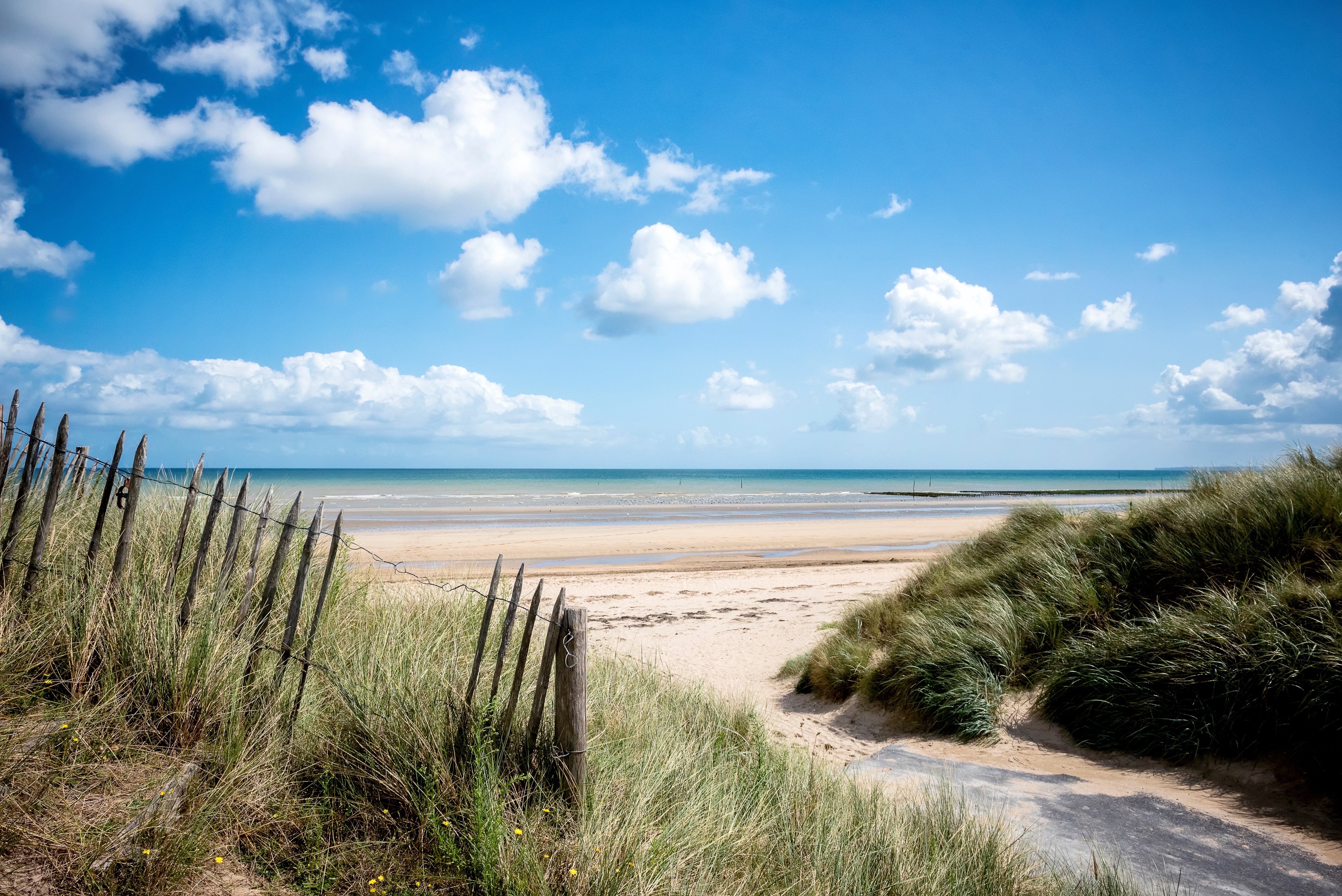 D-Day Beaches of Normandy Cycling